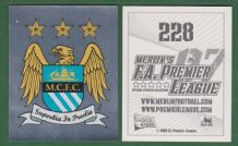 Manchester City Badge 228